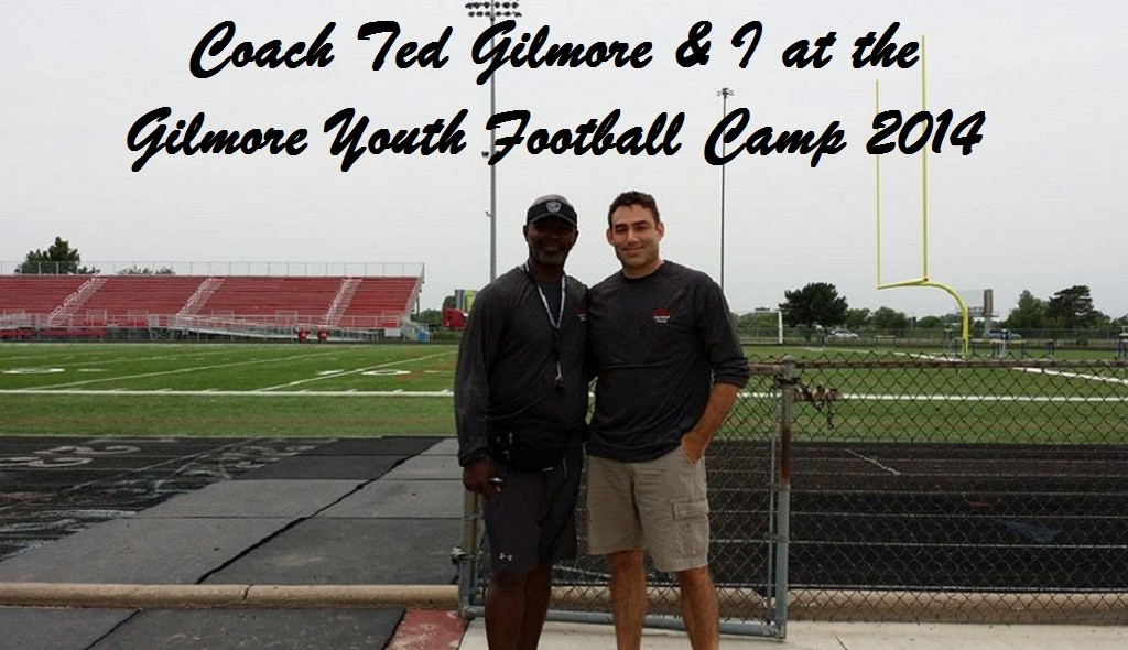 Oakland Raiders, Ted Gilmore, Gilmore Youth Football Camp, Chiropratic, Sports Physicals, Sports Injuries